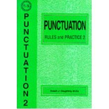 Punctuation Rules and Practice: No. 2 (English) (Paperback)