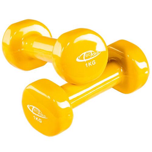 Dumbbells aerobic x2 2 x 1.0 kg
