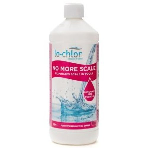 """Lo-Chlor """"No More Scale"""" Reduces Calcium Scale - Pool Water Treatment"""