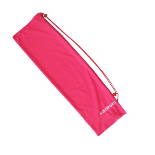 Flannelette Badminton Racket Bag,Pink