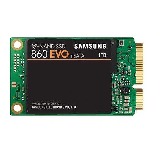 Samsung 1 TB 860 EVO mSATA III 64L V NAND Solid State Drive