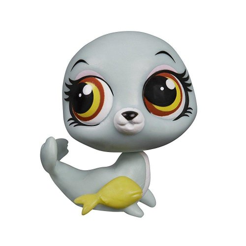 Littlest Pet Shop Get The Pets Single Pack Saskya Sayers Doll