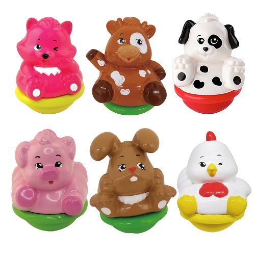 Vtech ZoomiZooz Farm Animals 6 Pack