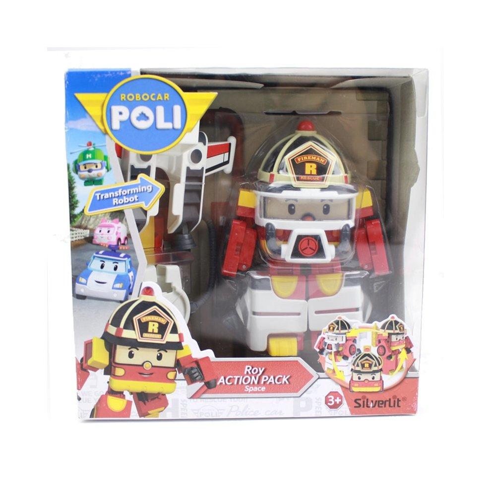 ... Robocar Polished–83313–Robocar Tisjana Action Pack Roy. >