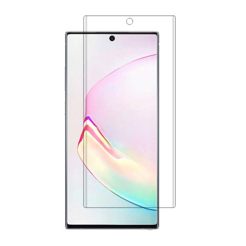 Galaxy Note 10/Note 10 Plus Tempered Glass, Galaxy Note 10/Note 10 Plus Screen Protector, 3D Touch Compatible