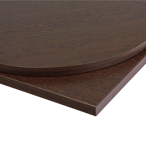 Taybon Laminate Table Top - Wenge Square - 500x500mm