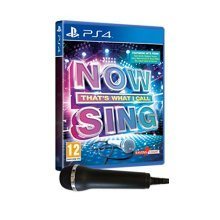 Now That's What I Call Sing: Microphone Pack (PS4)