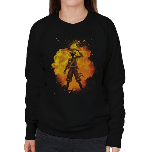 One Piece Soul Of The Pirate Women's Sweatshirt