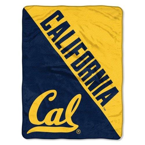 The Northwest Co 1COL-65901-0070-RET Cal Berkeley Halftone Throw