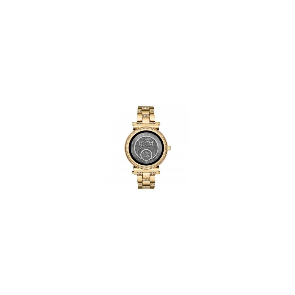 MICHAEL KORS ACCESS SMARTWATCH SOFIE GOLD WITH PAVEgrave MKT5023 - 5084fad2a2b4936 , MICHAEL-KORS-ACCESS-SMARTWATCH-SOFIE-GOLD-WITH-PAVEgrave-MKT5023-13495718 , MICHAEL KORS ACCESS SMARTWATCH SOFIE GOLD WITH PAVEgrave MKT5023 , Array , 13495718 , Jewellery & Watches , OPC-PDPWF9-NEW