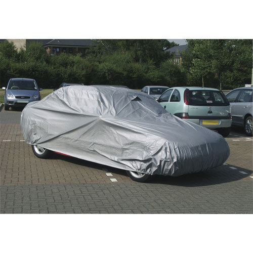 Sealey CCXL Car Cover X-Large 4830 x 1780 x 1220mm