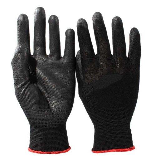Work Gloves Work Gloves Nylon Gloves for Men and Women Gardening Gloves 24 Pairs