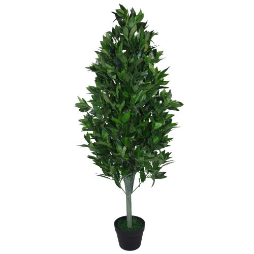 Extra Large Artificial Bay Tree 120cm | Cone Shaped Bay Tree