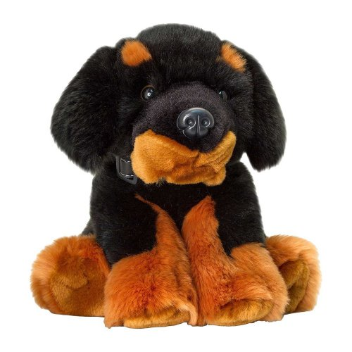 Keel Tibetan Mastiff Dog Soft Toy 35cm