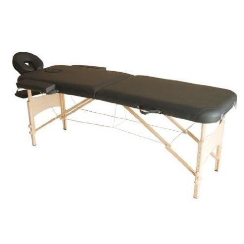 Homcom Portable Massage Table Bed Therapy Foldable