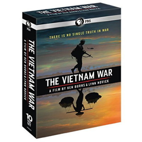 The Vietnam War: A Film by Ken Burns & Lynn Novick (Complete DVD Boxset) - DVD