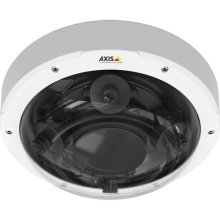 Axis P3707-PE IP security camera Indoor & outdoor Dome White