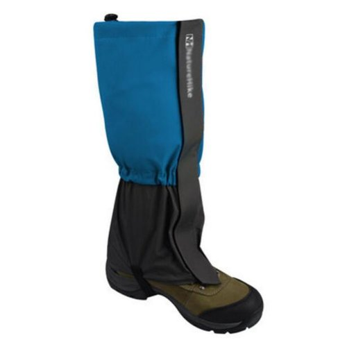 Hiking/Climbing/Camping/Skiing Shoes Gaiter For Adult- L  Royalblue