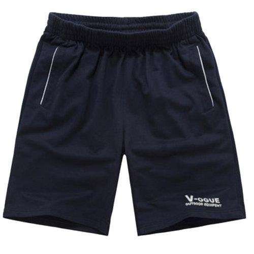 Quick-drying Pants Men Casual Boardshorts Holiday Loose Beach Shorts 4XL Navy