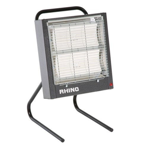 Rhino CH3 Electric 3Kw Ceramic Heater H02700/01 - 110v