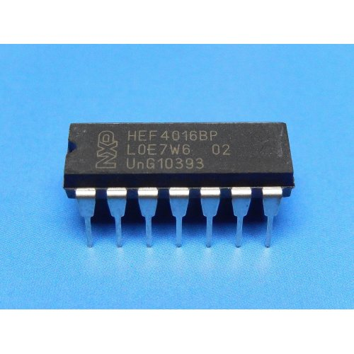 HEF4016BP 4000 series CMOS NXP Semiconductors