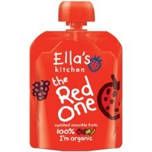 Ellas Kitchen Smoothie Fruit - the Red One Multipack