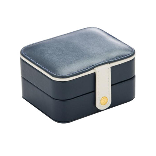 Small Travel Jewelry Box For Ring / Watch / Necklace / Earring -A2