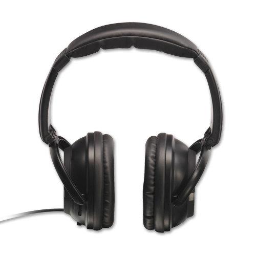 Lindy NC-40 Supraaural Head-band Black
