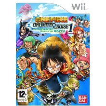 One Piece: Unlimited Cruise Pt. 1 (Nintendo Wii)