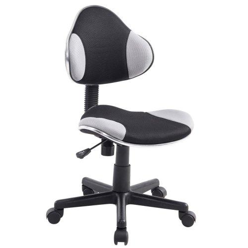 Bastian stool, black