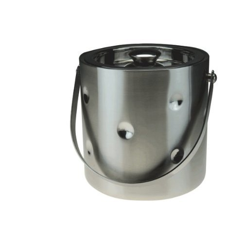 Apollo Stainless Steel Ice Bucket Doublewall