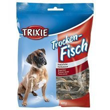 Big Bag Of Sprats, Dried Fish, For Dogs, 400 G - Without Added Preservatives - -  sprats dried bag fish big dogs 400 without added preservatives