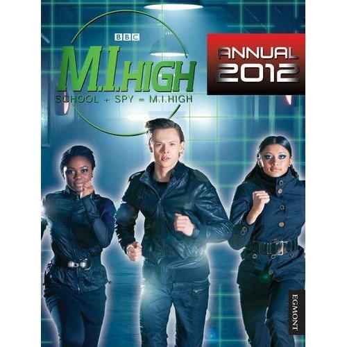 M.I. High Annual 2012 (Annuals 2012)