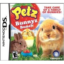 Nintendo Ds - Petz Bunnyz Bunch / Game