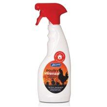 Jvp Virenza Poultry Disinfectant 500ml Trigger