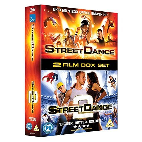 StreetDance Double Pack [DVD] [DVD]