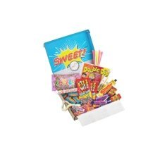 Retro Sweets though the Letterbox Gift