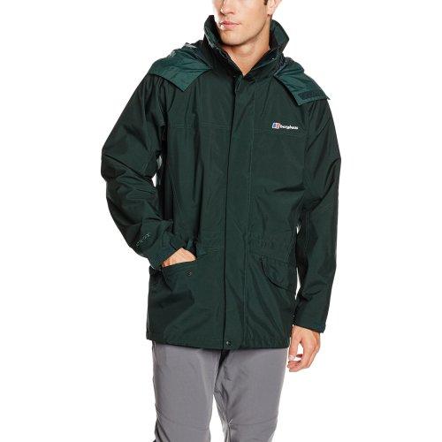 Berghaus Men's Iii Gore Tex Walking Shell Cornice Jacket, Scarab, Large