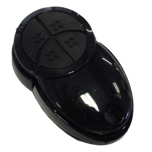 Eurom Remote Control Goldsun 1 Channel Black 839579