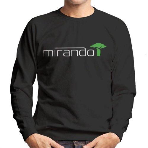 Mirando Logo Okja Men's Sweatshirt
