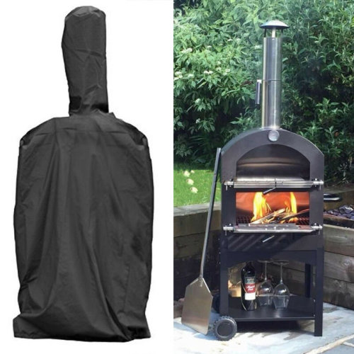 Pizza Oven Cover Outdoor Garden Waterproof BBQ Rain Covers Smoker Protection UK