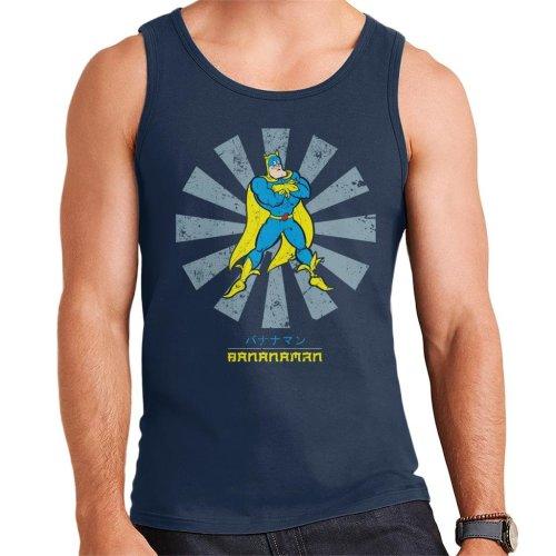Bananaman Retro Japanese Men's Vest