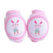 Elastic Infant Toddler Baby Kneepads Summer Elbow Pads