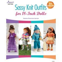 Sassy Knit Outfits: For 18 Inch Dolls (Annie's Knitting)
