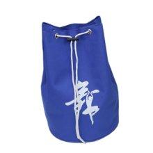 Dance Dags Shoulder Latin Ballet Drawstring Backpack Dance for Girls, Blue A