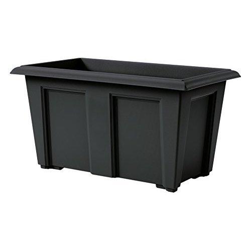 Stewart 9301005 50 cm Regency Trough Planter - Black