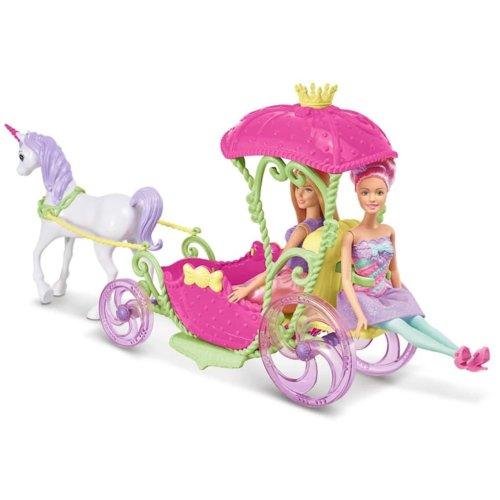 Barbie Dreamtopia Sweetville Carriage DYX31