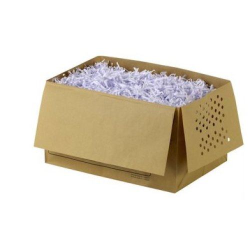 Rexel Recyclable Shredder Waste Sacks 26 Litre Capacity (20) paper shredder accessory
