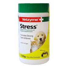 Vetzyme Stress Powder for Dogs and Cats 150 g