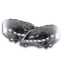 DRL Daylight headlight VW Polo 9N3 Year 05-09 black